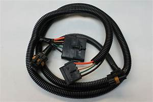 1987 Camaro Dual Cooling Fan Wiring Harness New Tpi