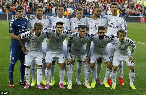 real madrid field most expensive line up so what are the costliest starting xis in