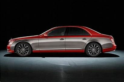 Maybach Mercedes 57s Benz Mm Rot Neue