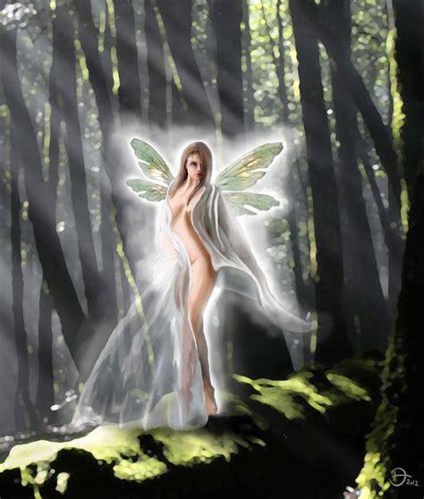 Woodland Fairy By Scumpunx On Deviantart