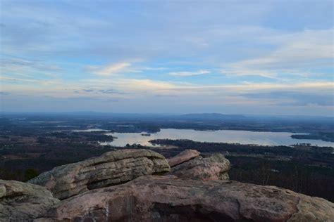 Cherokee Rock Village- A Climbers Paradise In Sandrock