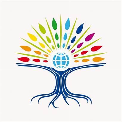 Tree Vector Creative Graphics Community Education Symbol