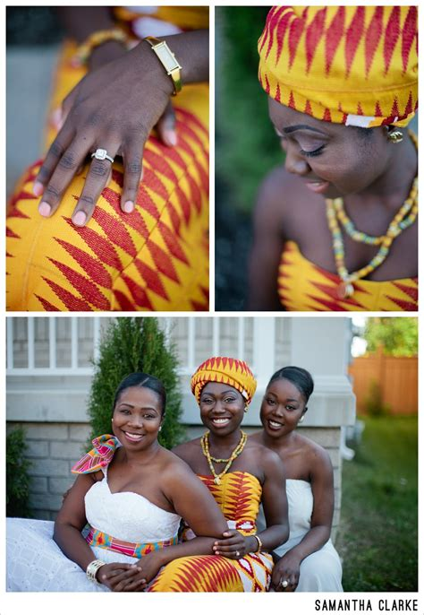 samuel rhoda traditional ghanaian engagement samantha clarke photography atlanta