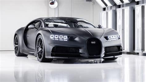 L'auto è dotata di cambio elettronico per un'esperienza di guida ancora più realistica. Bugatti Chiron Noire 2020 5K 2 Wallpaper | HD Car Wallpapers | ID #14384