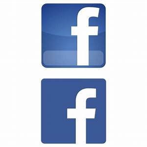 "Facebook icon vector, download facebook ""F"" logo vector"