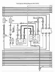 Fuel Injection Wiring Diagram  Part 3 Of 7