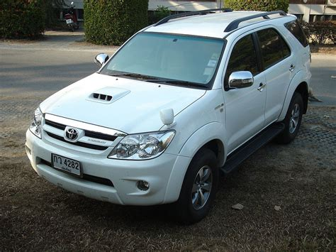 Toyota Fortuner Wallpapers Vehicles Hq Toyota Fortuner
