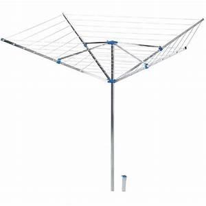 Etendoir A Linge Exterieur : s choir d 39 ext rieur parapluie etendage 50 m achat ~ Dailycaller-alerts.com Idées de Décoration