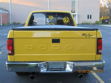 Sell Used 1992 Dodge Dakota Sport Extended Cab Pickup 2