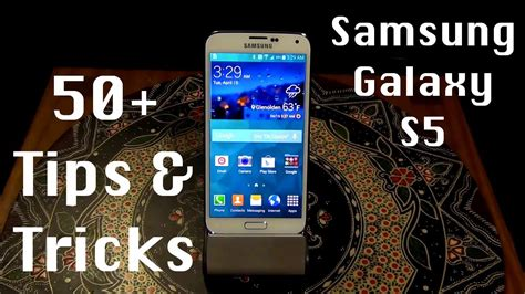 samsung galaxy s5 50 tips and tricks