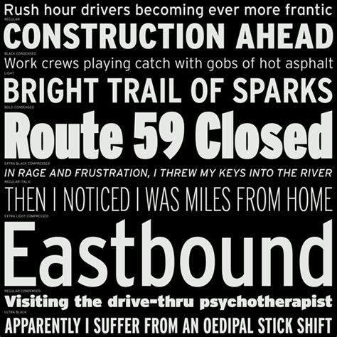 font bureau fonts interstate font family from font bureau
