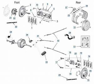 2005 Jeep Wrangler Parts Diagram