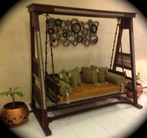 Indoor Swing Sofa by Stunning Indoor Indian Swing Quot Jhoola Quot Wooden Carved And