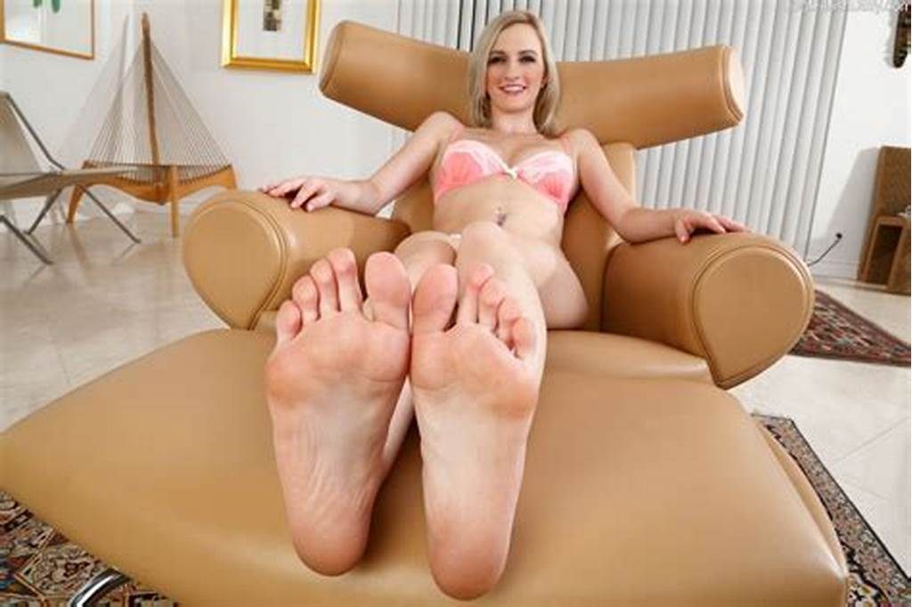 #Skylar #Teases #A #Cock #With #Her #Sexy #Feet
