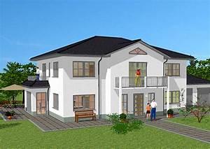 Einfamilienhaus Hanglage Planen : massivhaus in medtierranen stil mit 239 m wohnfl che ~ Lizthompson.info Haus und Dekorationen