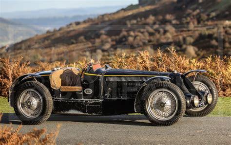 The bugatti type 51 series succeeded the famous type 35 as bugatti's premier racing car for the 1930s. Bugatti Type 59 Sports 1934 - UK - Giełda klasyków
