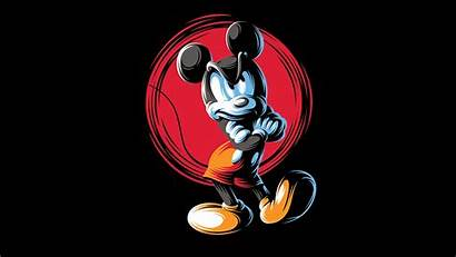 Mickey Mouse 4k Wallpapers Laptop Minimal 1080p