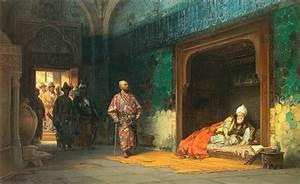 Painting, History, Royal, Prisons, Classic, Art, Islamic