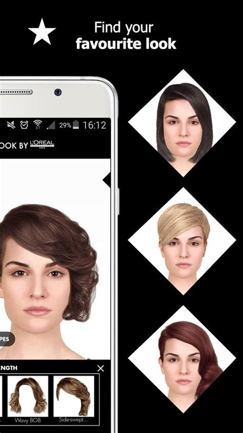 hair color try on style my hair hair styles and hair colors try on
