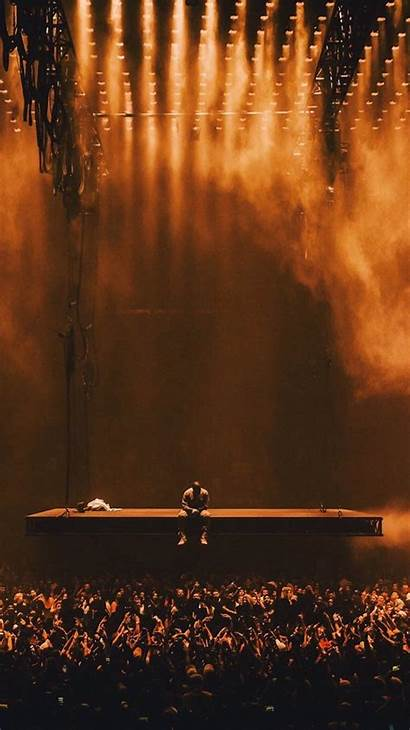 Kanye West Pablo Wallpapers Saint Stage Tour