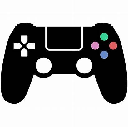 Playstation Controller Joystick Controllers Clipart