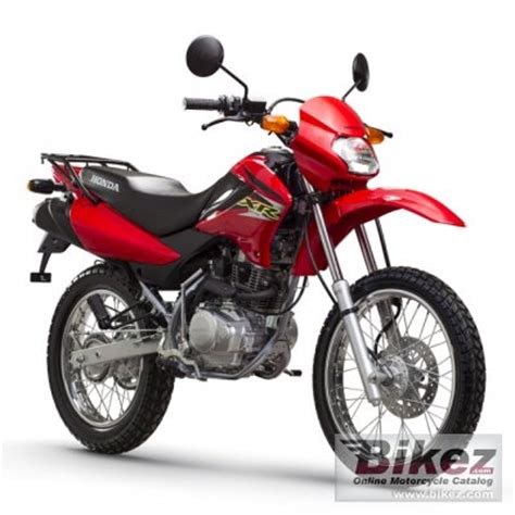 Honda Crf150l Picture by Honda Xr150l 2016 Specs Pictures