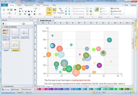 simple bubble plot maker  great  bubble plot