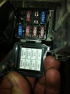 Help  Electrical Failure  Fuse Keeps Blowing