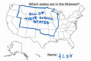Which States Are In The Midwest?  Thrillist