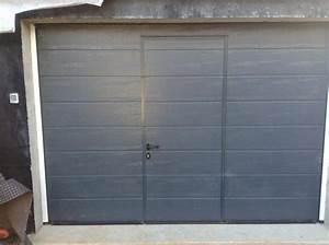 porte de garage With marque porte de garage