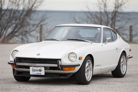 1972 Datsun 240z Nissan Fairlady Z S30 Right Drive