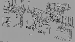 Dual Hydraulic Rockshaft Assembly  Single Row