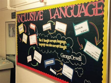 October Bulletin Board-inclusive