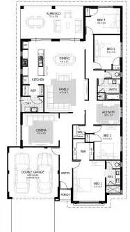 4 bed house plans 4 bedroom house plans home designs celebration homes