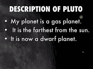 Pluto by Melissa Grabarkewitz