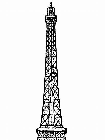 Tower Eiffel Coloring Amazing Pages Colored Colornimbus