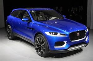 Nouveau 4x4 Jaguar : jaguar c x17 crossover concept first look motor trend ~ Gottalentnigeria.com Avis de Voitures