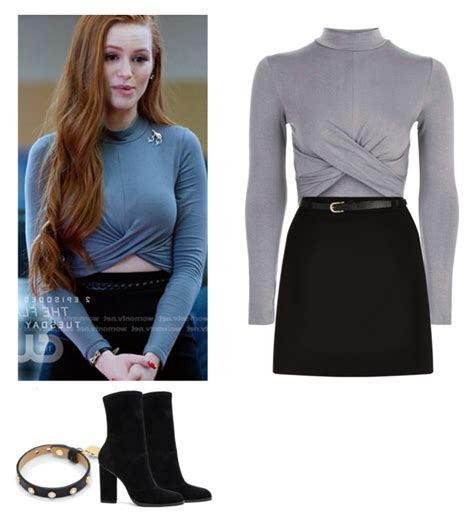 Cheryl Blossom - Riverdale by shadyannon on Polyvore featuring polyvore fashion style Topshop ...