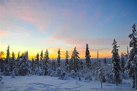das santa claus village  finnisch lappland urlaubsguruat