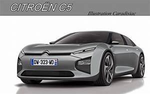 Nouvelle Citroen C5 : citro n une nouvelle c5 pour 2019 ~ Gottalentnigeria.com Avis de Voitures