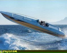 Cigarette Boat Inside by 1950s Boats With Fins Lone Boats And Trailers 1957