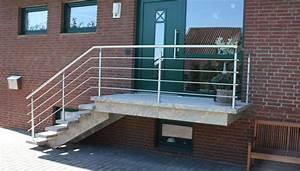 Treppengeländer Außen Holz : treppengel nder au en projekt 10 seelze hannover ~ Michelbontemps.com Haus und Dekorationen