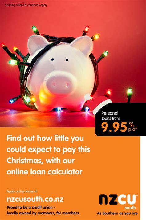 wondering   nzcu south personal loan  assist