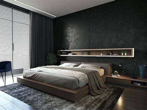 schlafzimmer ideen modern schlafzimmer ideen schwarzes bett wohndesign