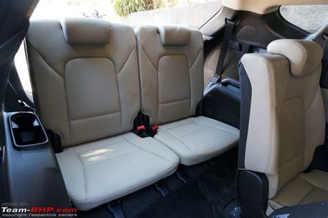 Hyundai Santa Fe 3rd Row by Hyundai Tucson Third Row Seat Brokeasshome