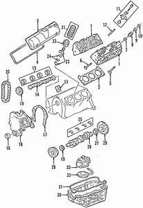 Chevrolet Venture Engine Camshaft  Engine Timing Camshaft