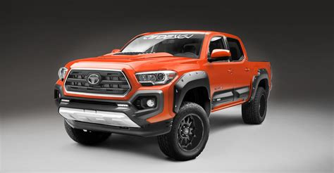 Toyota Tacoma Road Accessories by Toyota Tacoma Air Design Usa The Ultimate Accessories