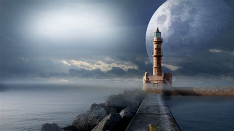 lighthouse dream wallpapers hd wallpapers id