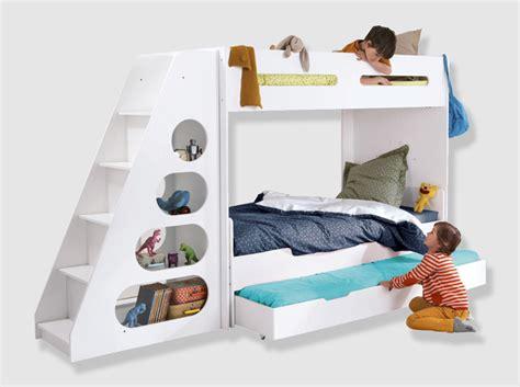 lit sur lev avec bureau lit mezzanine avec marche maison design wiblia com