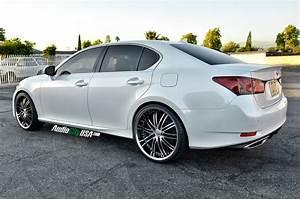 2014 Gs 350 With 21 U0026quot  Wheels - Clublexus
